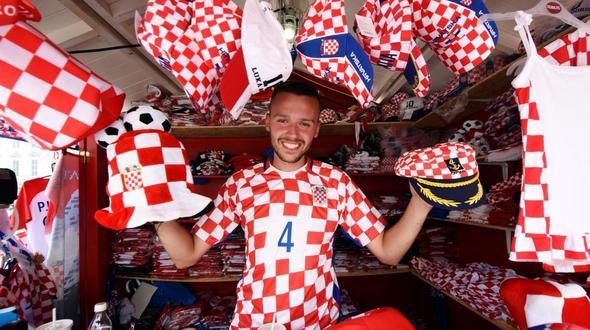 Kroatien Russland