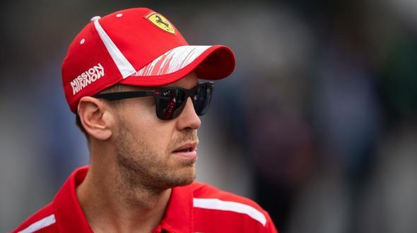 Vettel Brasilien