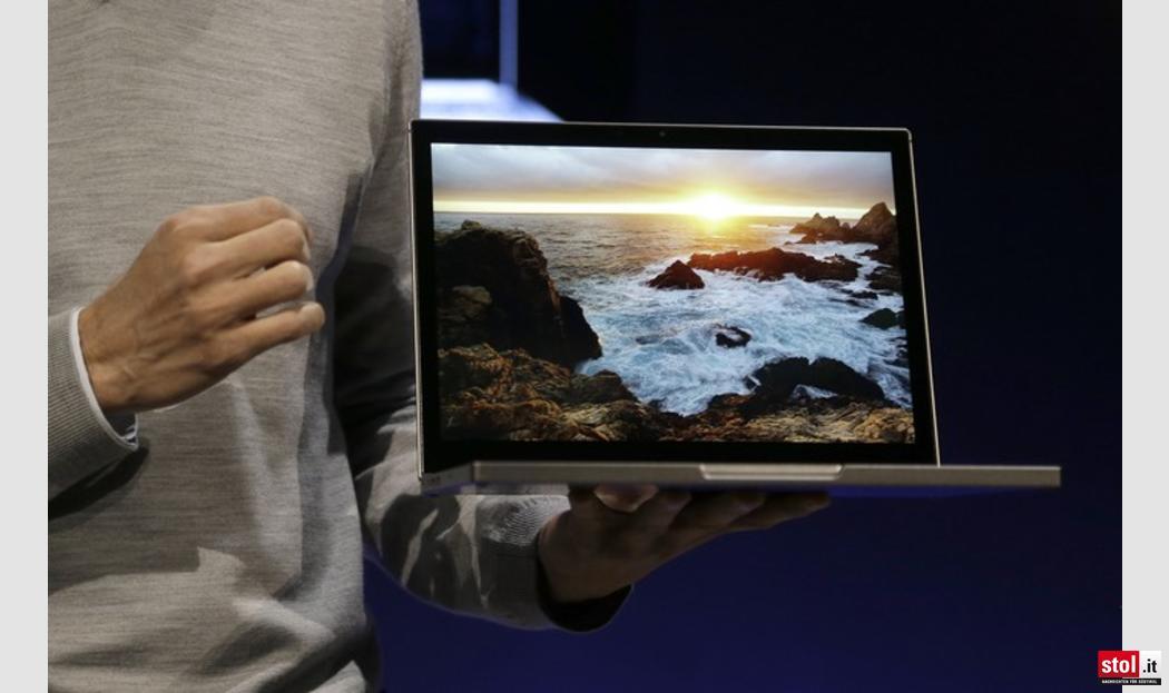 google stellt laptop mit touchscreen vor fotos ap 28. Black Bedroom Furniture Sets. Home Design Ideas