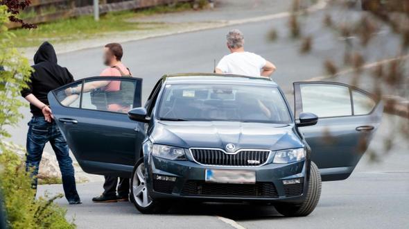 Österreich: Banküberfall mit Geiselnahme in Österreich unblutig beendet