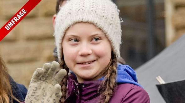 Greta Thunberg: Umweltaktivistin ist für den Friedensnobelpreis nominiert