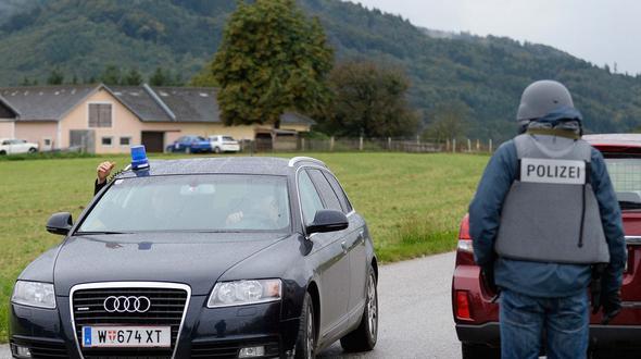 Cobra-Einsatz nach blutigem Familienstreit in Oststeiermark