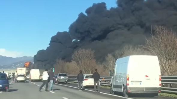 Familie getötet Dramatischer Unfall mit Tankwagen in Norditalien