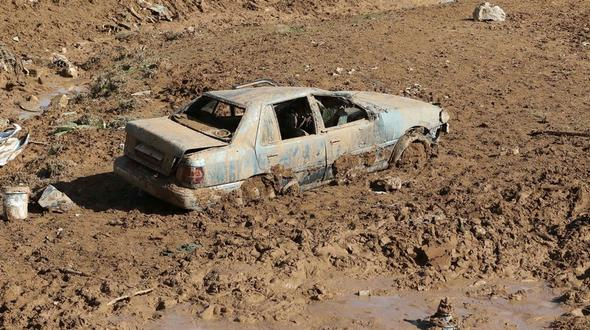 Tote und Vermisste nach Überschwemmungen in Jordanien