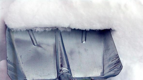 Winterwetter: Schneefall sorgte in Norditalien für Flugverspätungen