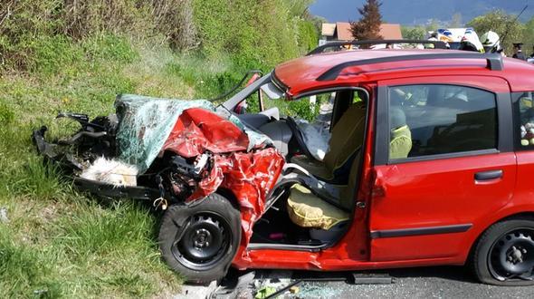 Tödlicher Unfall bei Spondinig
