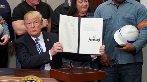 Trump will Australien von US-Strafzöllen ausnehmen