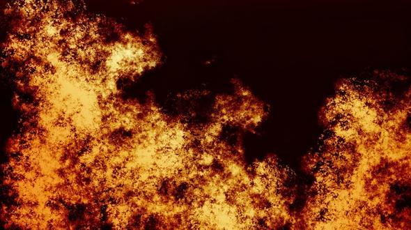 Damaskus - Explosionen auf Militärflughafen in Syrien