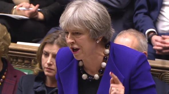Brexit - May bereitet angeblich Notfallplan für Neuwahlen vor
