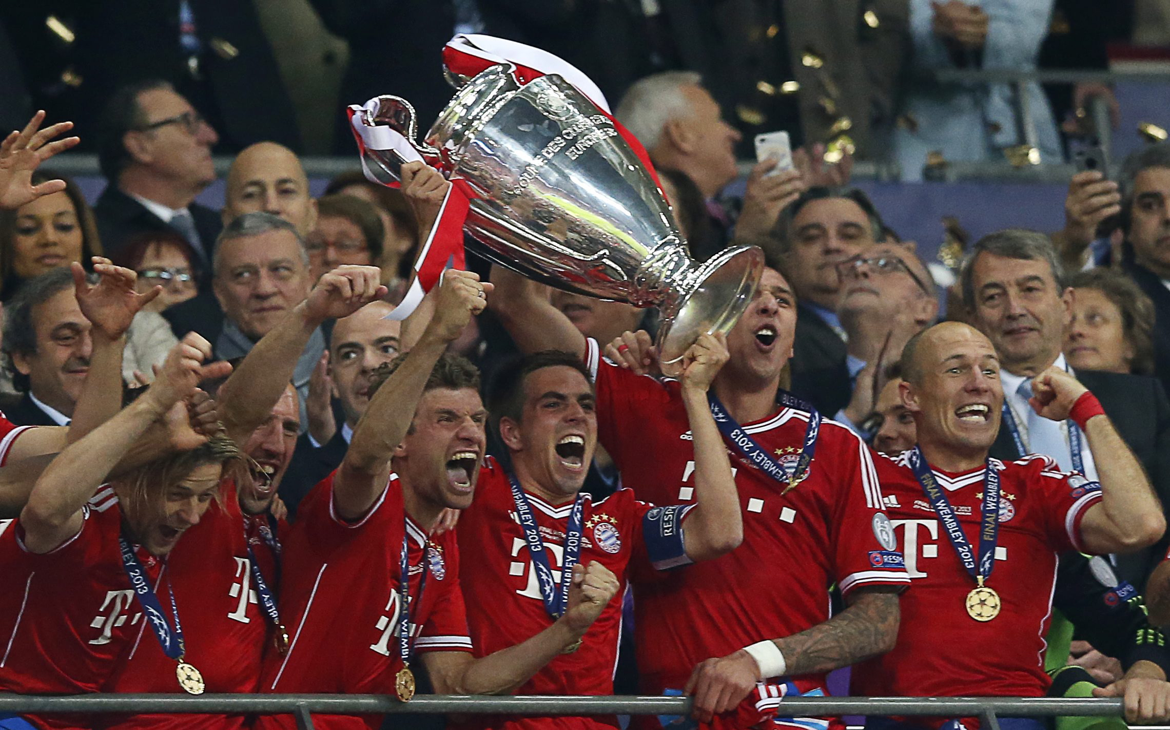 bayern champions league sieger