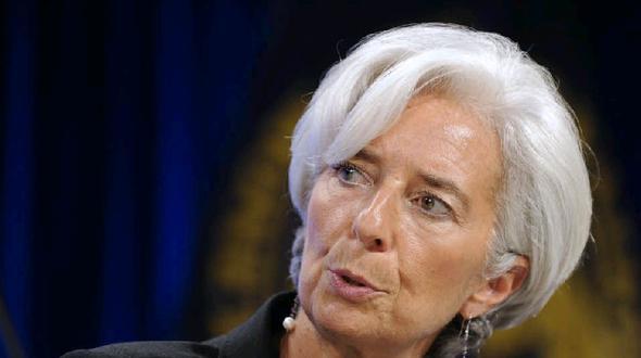 IWF-Chefin Lagarde dringt auf Zusagen der Europäer für Griechenland
