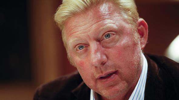 Boris Becker zieht Klage gegen Ex-Manager zurück