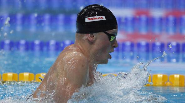Brite Adam Peaty verbessert eigenen Weltrekord