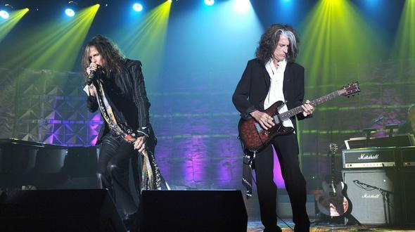 Aerosmith sagen Tour ab, Grund ist Steven Tyler