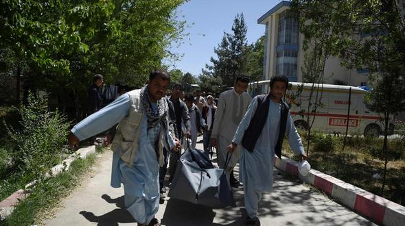 Afghanistan: Zahl ziviler Opfer auf neuem Höchststand
