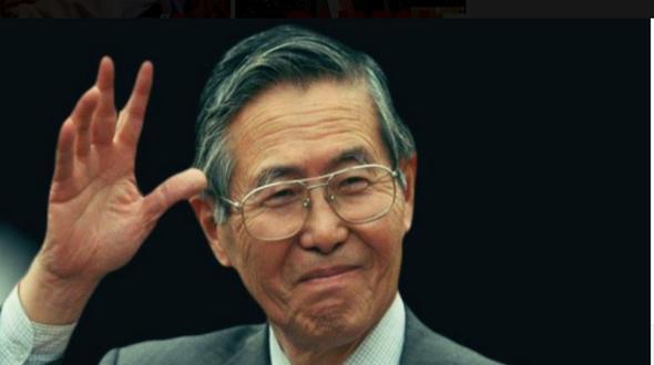 Perus Ex-Präsident Fujimori begnadigt