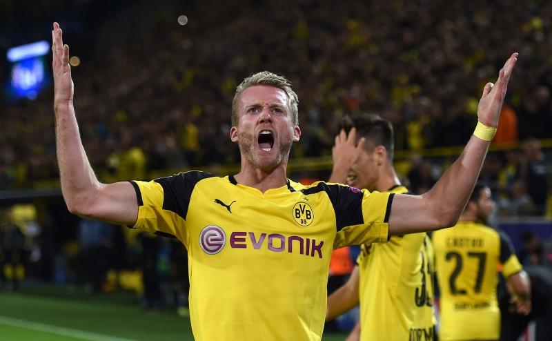 Champions League: Später Ausgleich von Dortmund bei 2:2 gegen Real