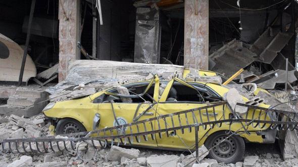 Tote bei Anschlag mit Autobombe in syrischer Stadt Homs