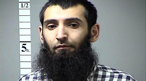 New-York-Attentäter schwor IS die Treue - acht Tote