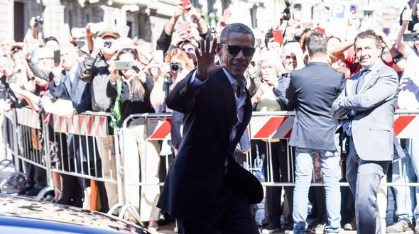 Leben als US-Präsident: Obama fühlte sich wie in einem