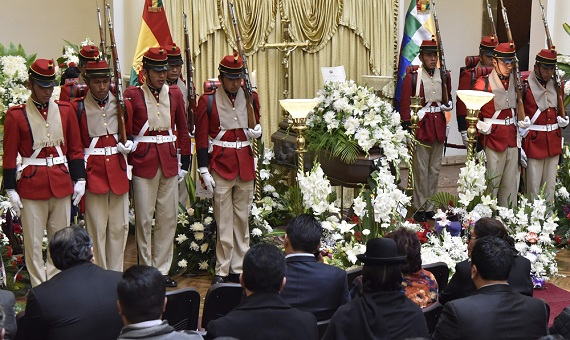 Bergarbeiter wegen Tötung von Vizeminister in Bolivien festgenommen