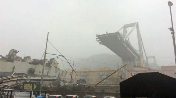 Brücken-Tragödie in Genua: Mindestens 42 Tote - und neue Schuldzuweisungen - Panorama