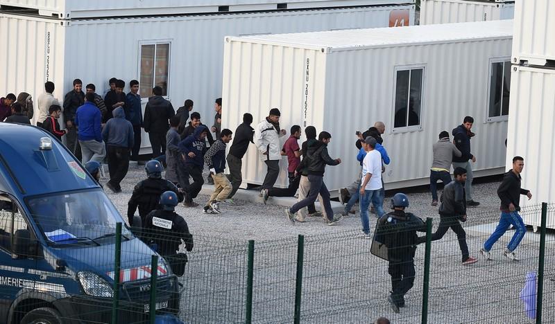 40 Verletzte bei Schlägerei im Flüchtlingslager von Calais