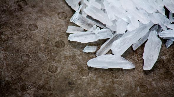 Polizei in Australien findet Rekordmenge Crystal Meth