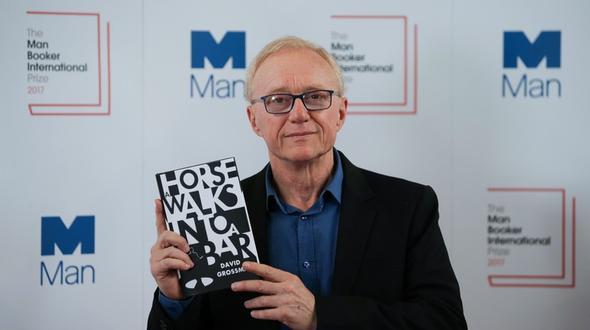 David Grossman erhält Man Booker Preis