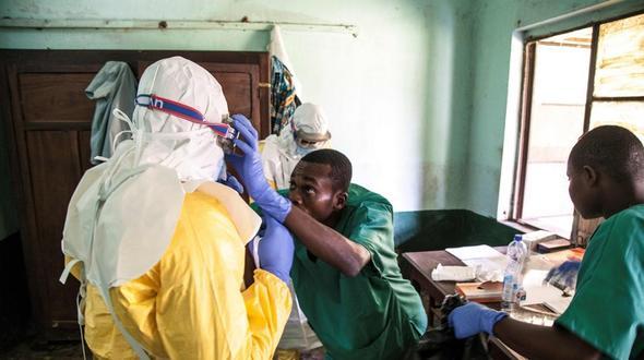 Dritter Ebola-Fall im Kongo: Virus erreicht Großstadt