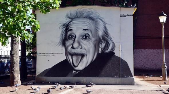 Briefe Von Einstein : Einstein briefe kommen in los angeles unter den hammer