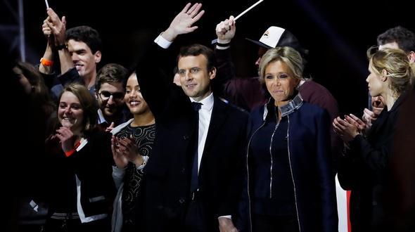 Macron - Eine (letzte) Chance für Europa