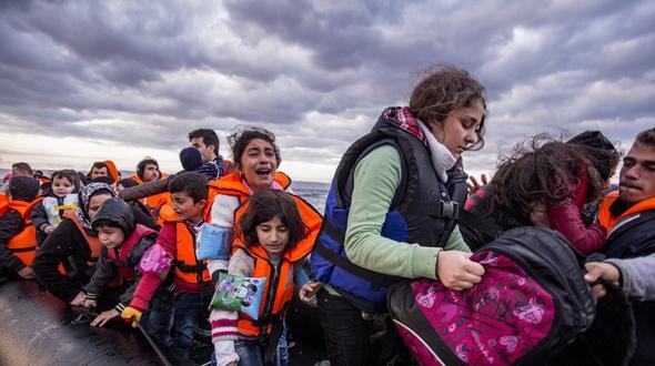 600 Menschen wurden am Donnerstag wieder aus dem Mittelmeer gerettet