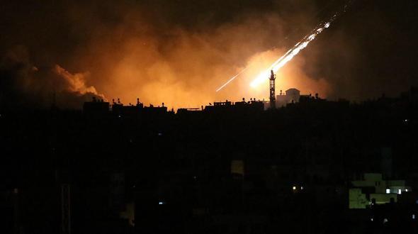 Sechs Palästinenser bei Explosion in Gazastreifen getötet