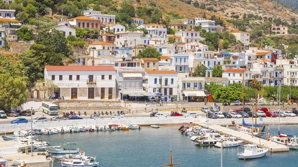 Leichenfund auf griechischer Insel: Tragisches Unglück vermutet