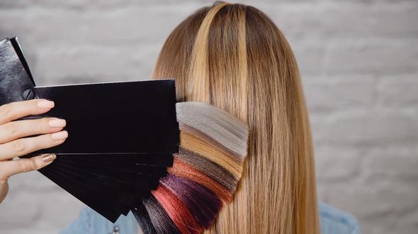 Vor Dem Färben Zu Hause Haare Ein Bis 2 Tage Nicht Waschen