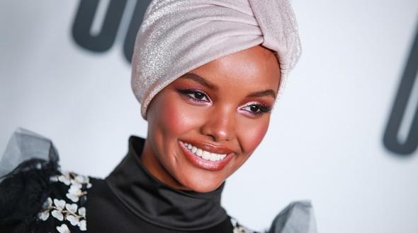 Somalisch-amerikanisches Model: