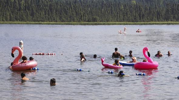 Hitzewelle in Alaska sorgt für Temperaturrekorde im US-Norden