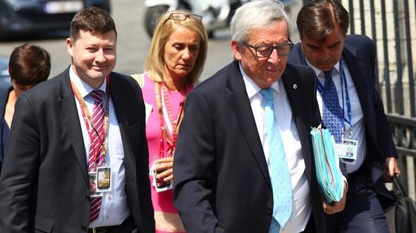 EU-Ratspräsident weist Vorschlag zurück