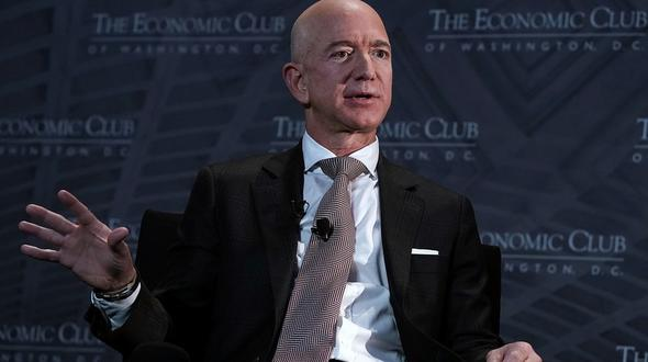 Amazon-Gründer Jeff Bezos spendet zwei Milliarden US-Dollar