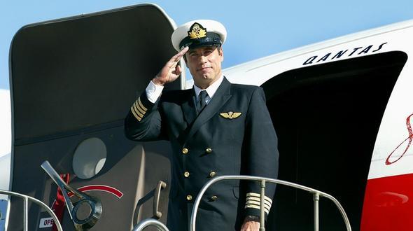 John Travolta verschenkt Boeing an Museum