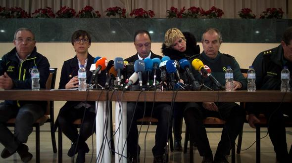 Julen Pressekonferenz