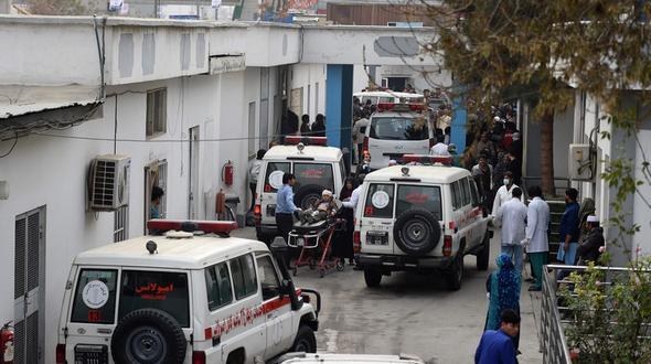 Tote und viele Verletzte bei Doppelanschlag in Kabul