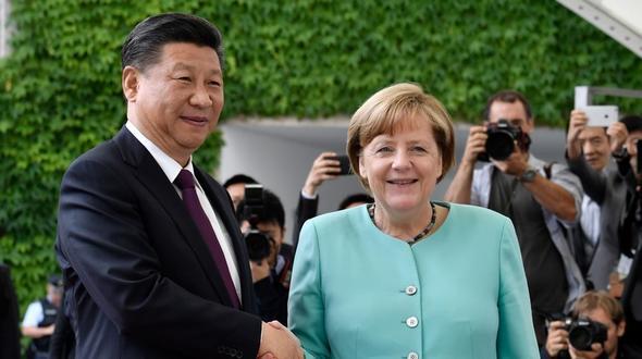 Merkel will mit Hilfe von Xi bei G20 noch