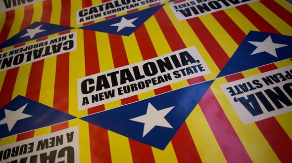 Katalonien will sofortige Unabhängigkeit bei einem Ja im Referendum