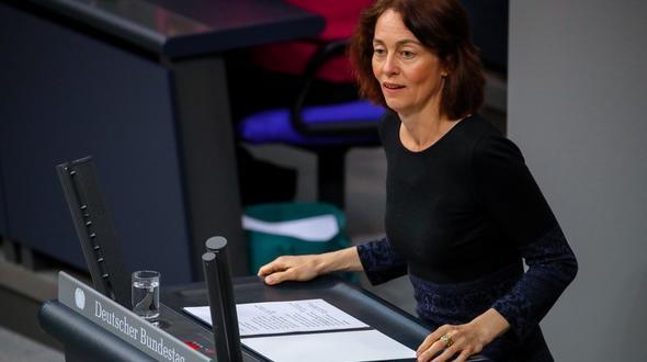 Katarina Barley tritt Sonntag als Justizministerin ab
