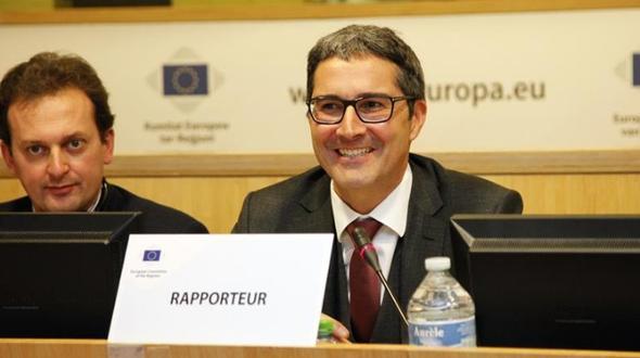 Kopatscher wirbt für nachhaltige EU-Lebensmittelpolitik