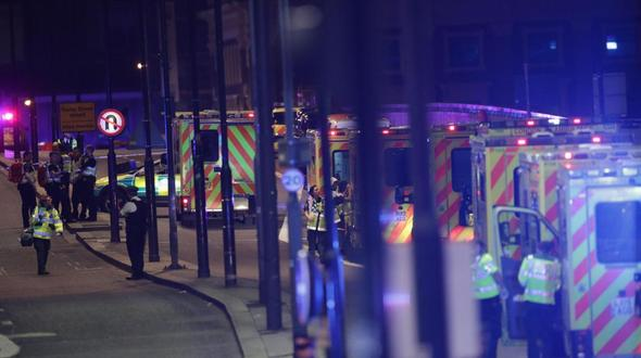 Terrorverdächtige von London wieder freigelassen