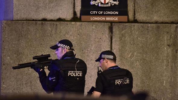 Londoner Polizeichefin: Anschläge nicht aus Ausland gesteuert