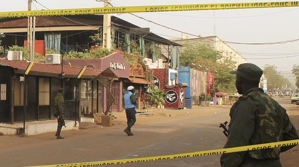 Gewalt in Mali